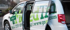 MedTran Upgraded Van Fleet