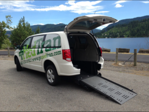 MedTran Non-Emergency Medical Transport Van